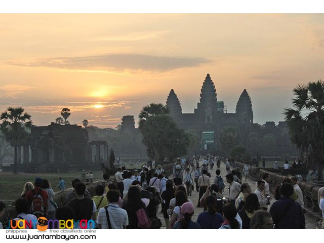 Vietnam Tour Packages with joint Cambodia Tour Package Adventure Trip