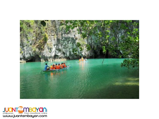 Puerto Princesa Tour Package for 4 Adventurous Barkadas