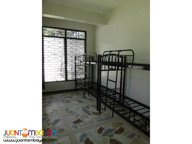 White House Dormitory for rent near UP Diliman/Ayala Technohub
