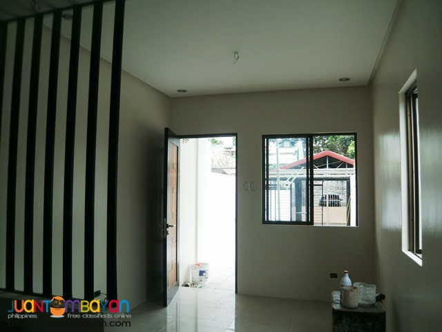 3 Storey Townhouse for Sale Mindanao Avenue, Quezon City