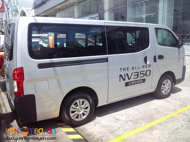 SURE APPROVAL for Nissan NV350 - Also with LOW DP