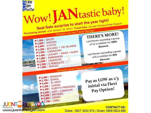 wow! JANtastic baby!