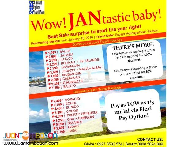 wow! JANtastic baby!