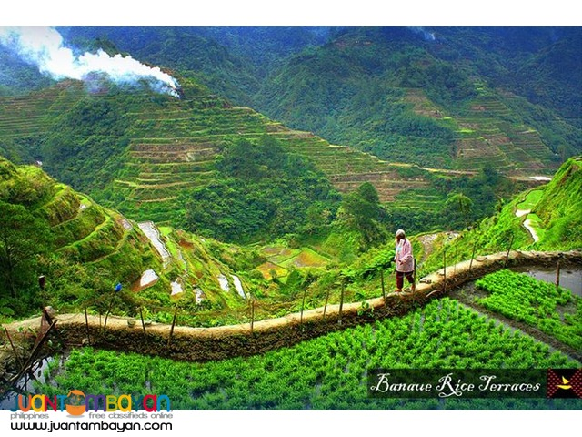 Banaue tour, 3 days with private transport for 4