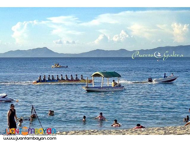 Coco Beach Puerto Galera, 2 nights package for 4