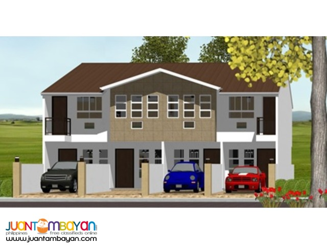 3BR Townhouse in Paranaque near airports and C5 road