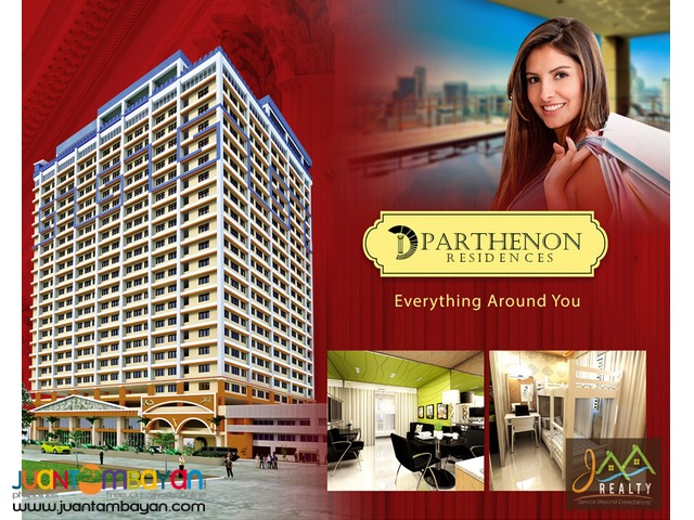 Parthenon Residences In the City of Cebu