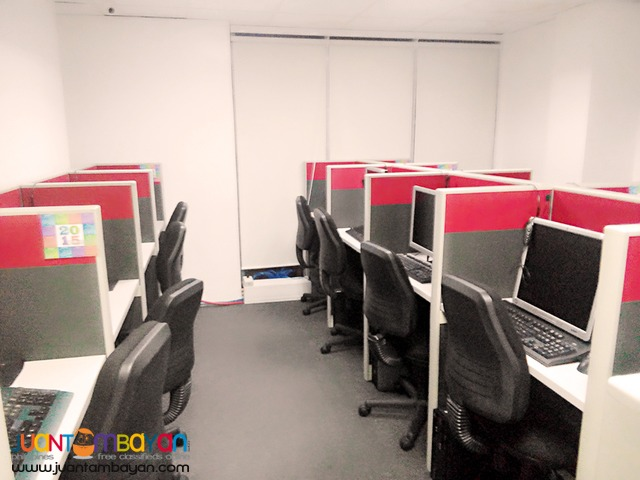 Call Center Seat Lease (Makati City)
