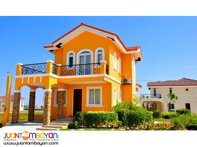 Antel Grand Village Alessandra House And Lot Near Airport