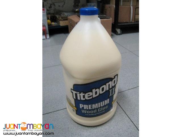 Titebond II 5006 Premium Wood Glue, 1 Gallon