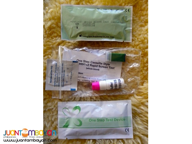 HIV HOME TEST KIT PHILIPPINES