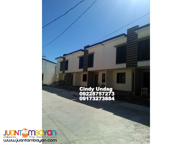 New Alsea Townhouse in Betterliving Subdivision in Paranaque