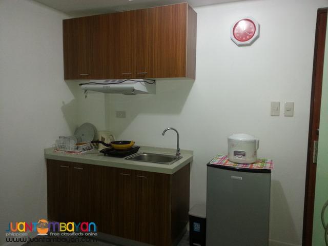 Studio Type Condo for Rent (ADB AVENUE TOWER)