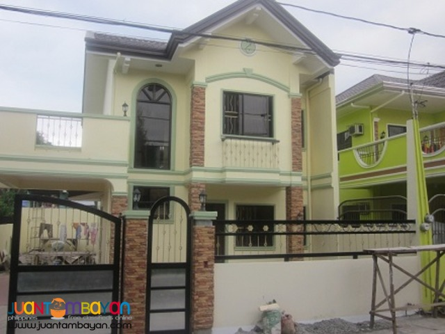 House and Lot in Hobart Village very near in SM Fairview QC