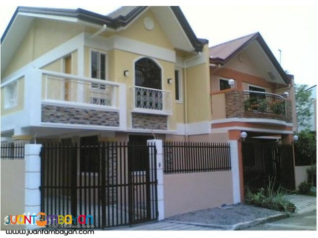 House and Lot few meters away in nt'l rd. Batasan QC