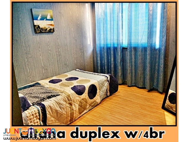 aitana duplex house and lot w/4br near pilar las pinas city