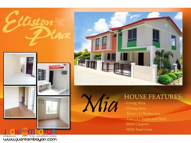 HOUSE FOR SALE: Elliston Place ( General Trias, Cavite)