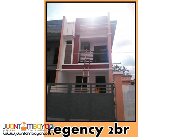 New design house and lot veraville regency in gatchalian las pinas