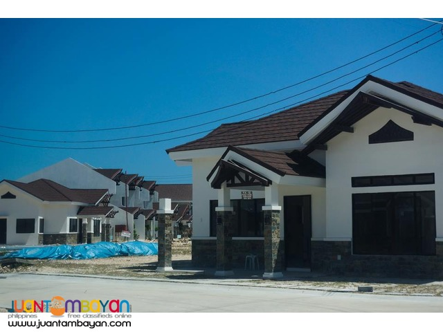 Argao Royal Palms MYRTLE House Model 150sqm