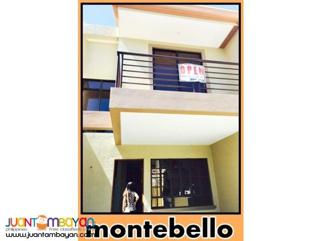 montebello townhouse near teresa park las pinas city