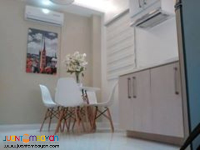 Affordable rent to own condo near GMA 7