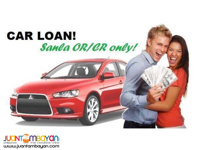 Car Collateral Pawn ORCR only Cash Loan