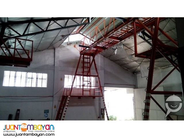 Warehouse For Lease in Mandaluyong