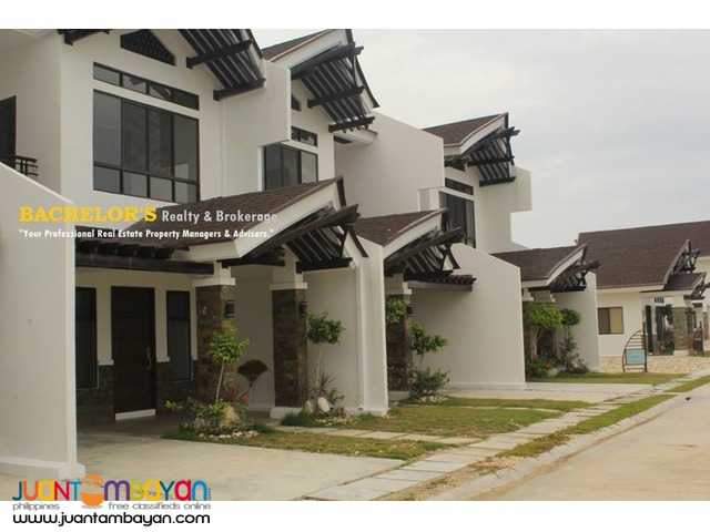Argao Royal Palms Maple Model 80sqm up (Townhouse)