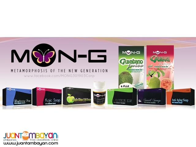 Mon-G Distributor/Franchisee