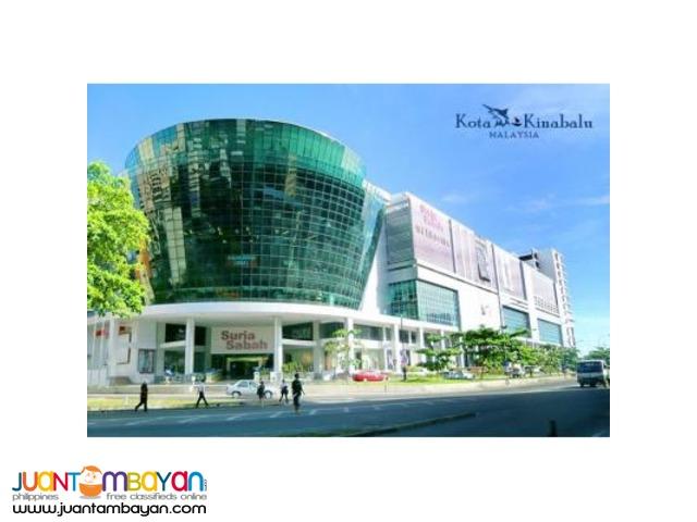 Malaysia tour package, Kuala Lumpur and Kota Kinabalu