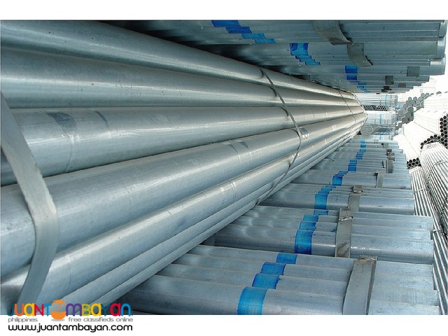 Supplier of GI Pipe in Manila