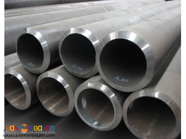 Supplier of Seamless Pipe in Manila