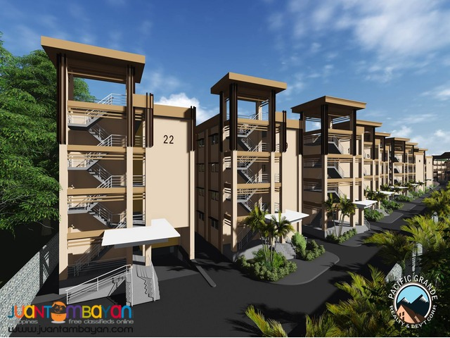 AFFORDABLE CONDO UNITS AT  P2,844/MONTH