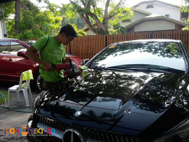 Auto Detailing and Car Tint Installation Package