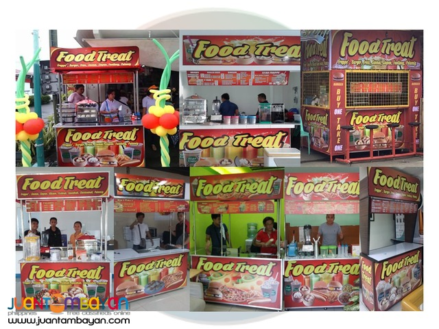Food Treat 6in1 Open for franchise