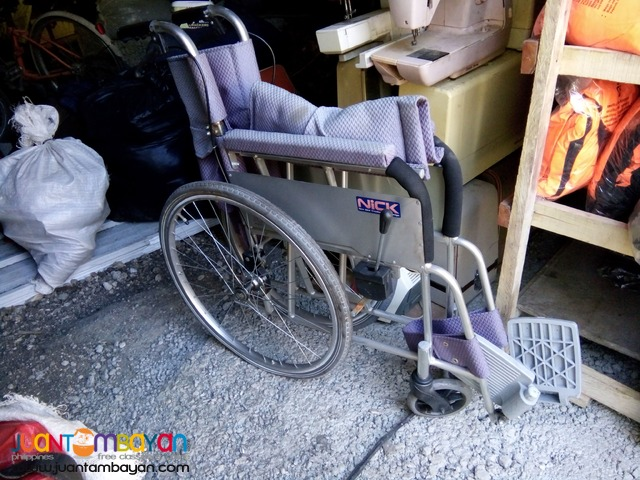 PWD wheelchair sale discount to the last price