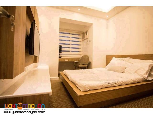 rent to own sports condo near GMA pre selling