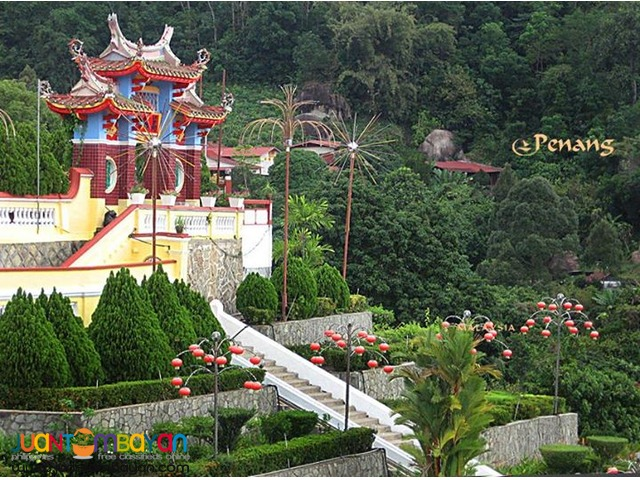 3D2N Penang Malaysia Tour Package