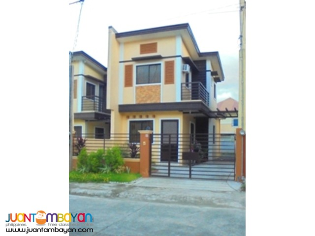 2.950M Single attached Pagibig Loan Placid Homes near Quezon City
