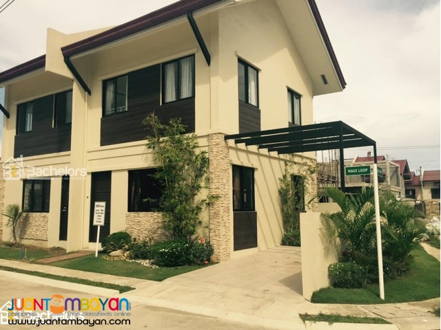 Luanahomes RFO 2Storey 3BR Townhouse Subdivision