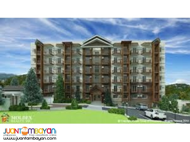 Preselling condo unit at Moldex Residences Baguio