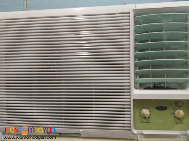 2 HP Carrier Brand Aircon