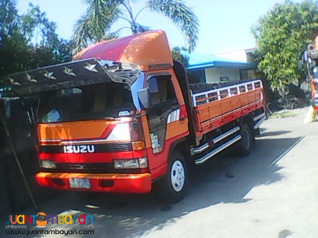 isuzu elf npr wide 4be1 eagle inline engine