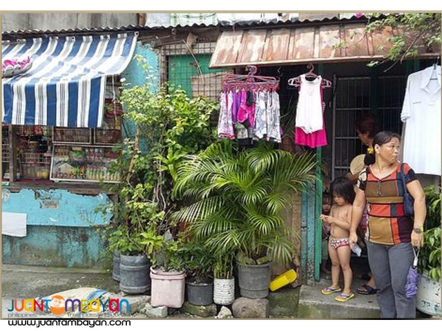 60sqm Pinagbuhatan,Pasig house & lot for sale