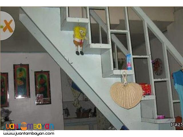 Pinagbuhatan,Pasig 2 storey 1 door apartment for 900k