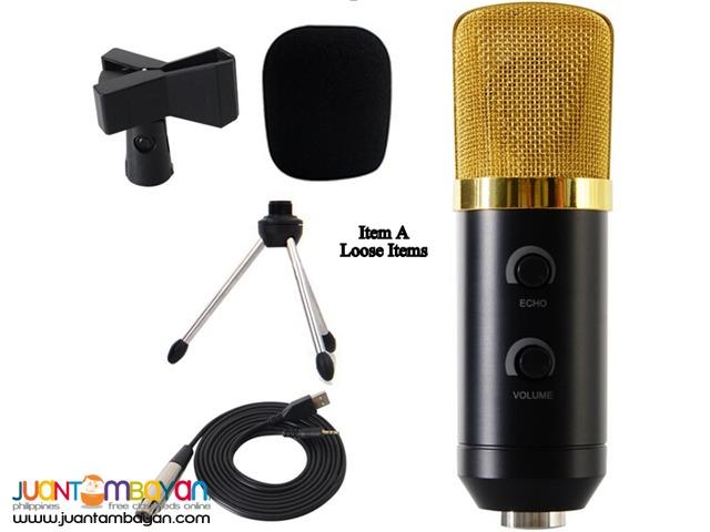 MK - F100TL USB Conderser Microphone