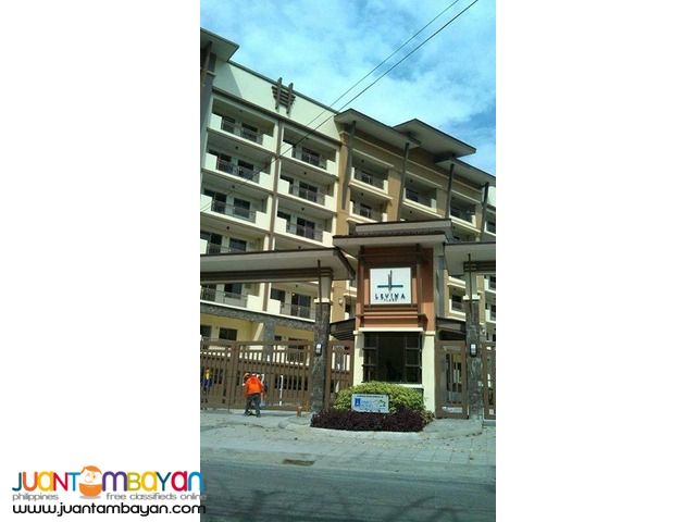 LEVINA PLACE Condo in PASIG NEAR EASTWOOD