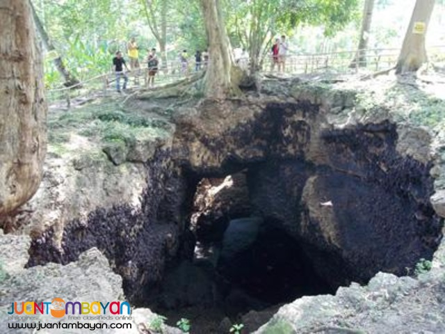 Davao tour package, with Monfort bat sanctuary