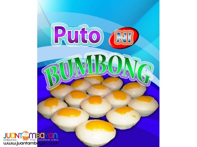 Puto ni Bumbong