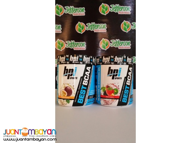 BPI Sports: Best BCAA powder 30s Passion Fruit